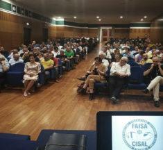 Mozione conclusiva del Consiglio Nazionale FAISA-CISAL del 18 e 19 giugno